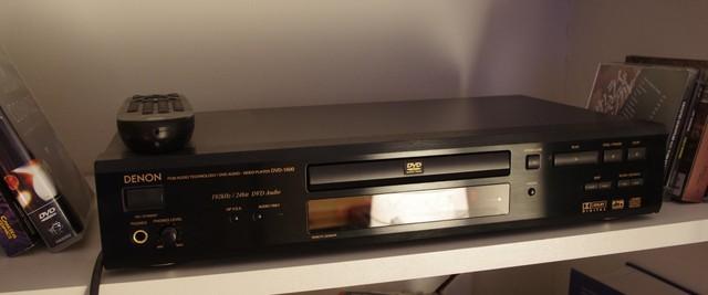 denon dvd-1600
