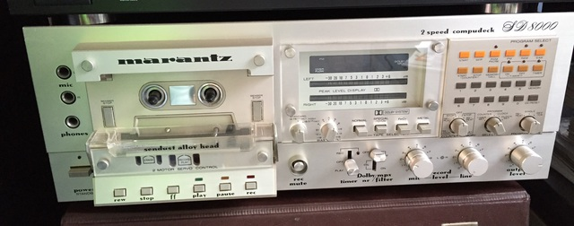 Marantz so 8000