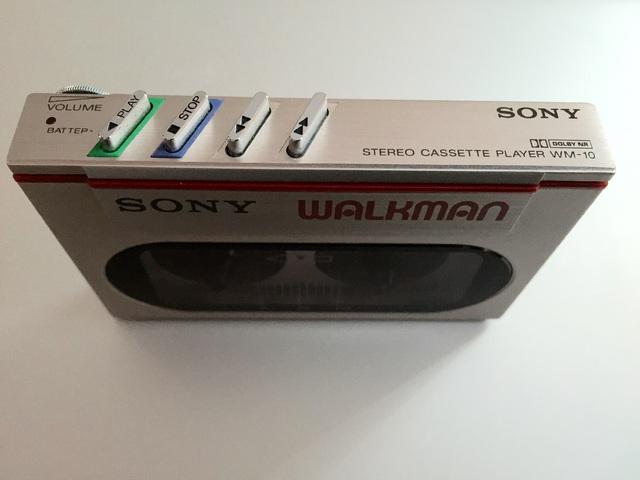 Sony wm10