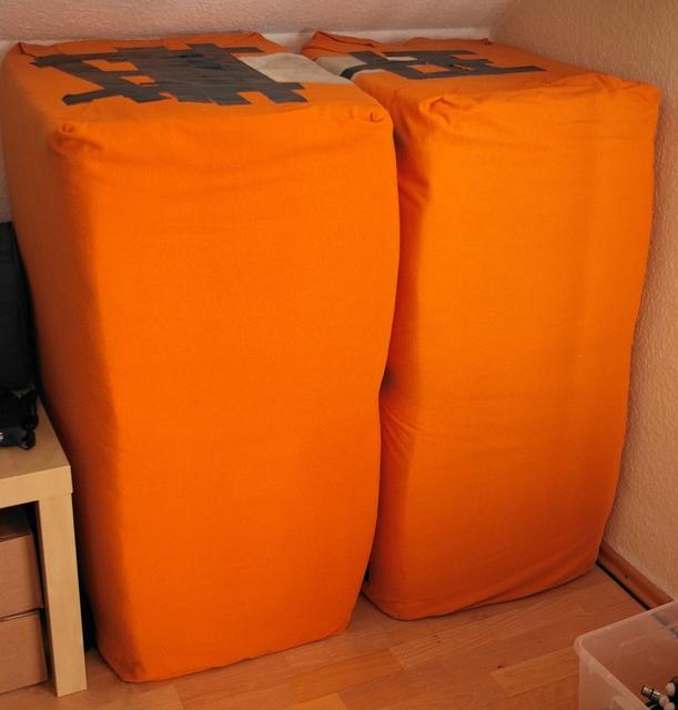 Absorber Orange