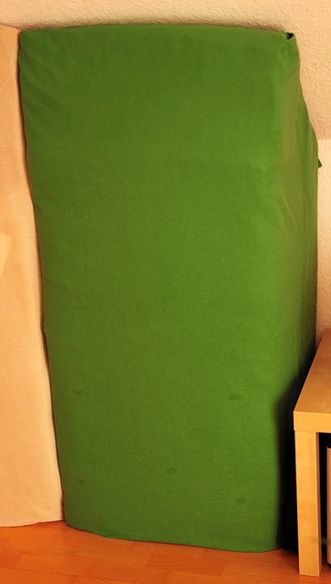 Bassabsorber Grün