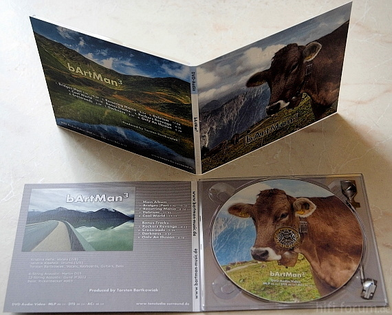 DVD-Audio BArtMan³