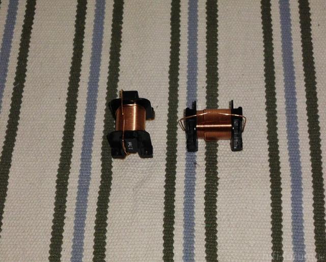 2,7mH 1mm Draht Spulen