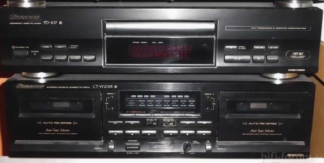 Pioneer CD U. Tape