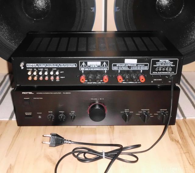 Rotel RA-930AX Bild 2