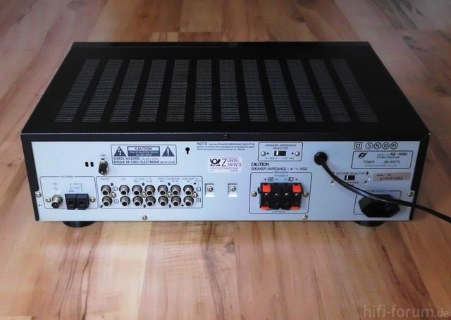Sansui RZ-1000 Bild 2