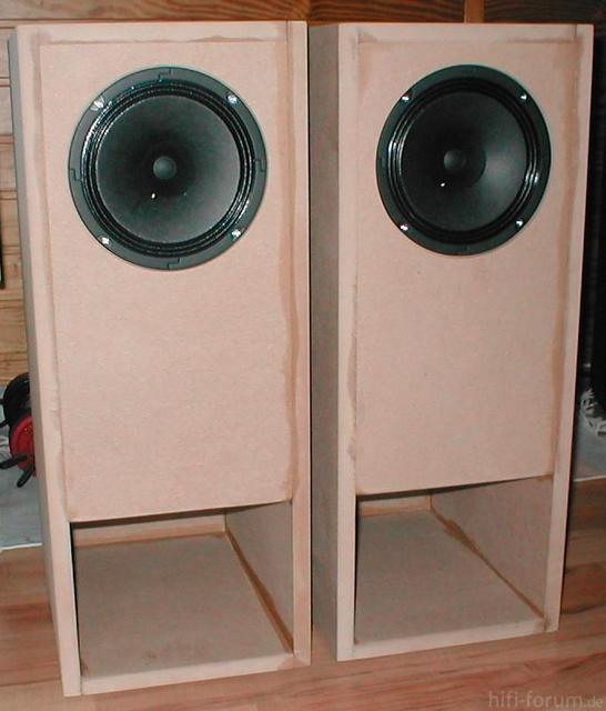visaton bg17 in br mit hornkehle 4 bg17 br. Black Bedroom Furniture Sets. Home Design Ideas