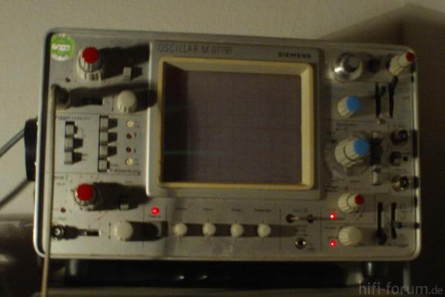 Siemens Oscillar M07191