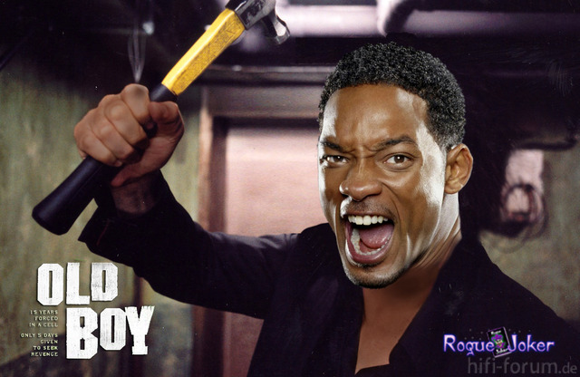 Movie Odyssey Presents Oldboy Copy