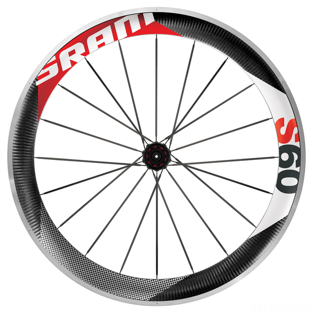 Sram S60wheels Rear Zoom