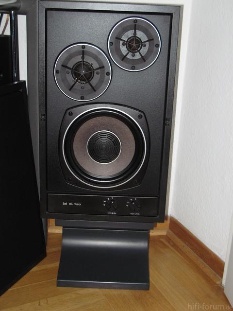 Lautsprecher Dual CL 720