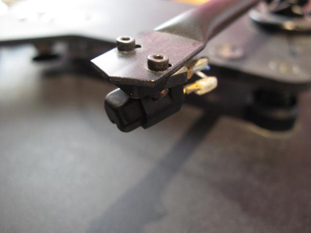 Tonabnehmer Goldring Pro_Ject 6.1
