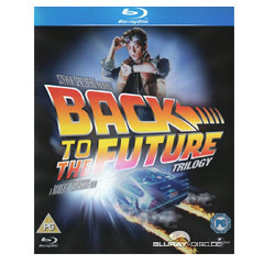 Back To The Future Trilogy UK
