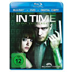 In Time Deine Zeit Laeuft Ab BD DVD DC