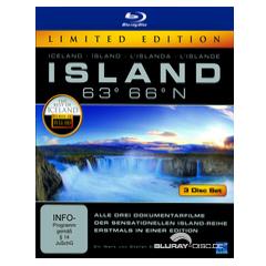 Island 63 66 N Vol 1 3 Boxset Limited Edition