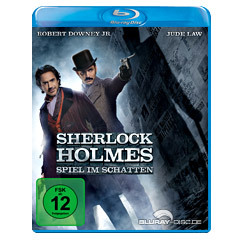Sherlock Holmes 2 Spiel Im Schatten