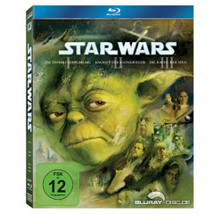 Star Wars Trilogie I III Der Anfang