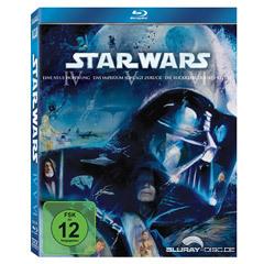 Star Wars Trilogie IV VI