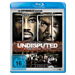 Undisputed Sieg Ohne Ruhm The Expendables Selection