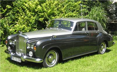 1963er Bentley S3