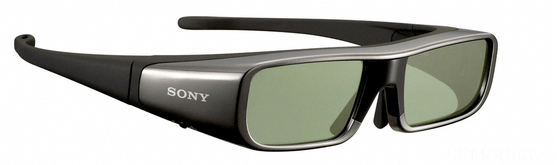 3D Sony Shutter Brille
