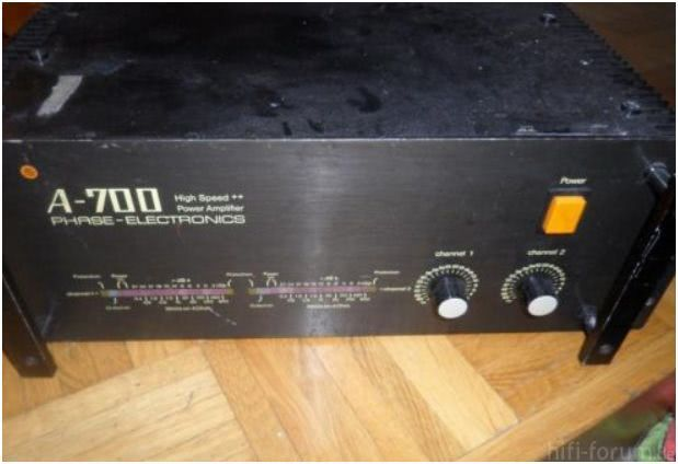 Maintronik Phase Electronics A - 700