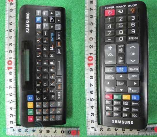 Af0f8c52b7 Samsung Qwerty Remote Fcc