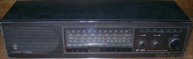 Grundig RF 625   2