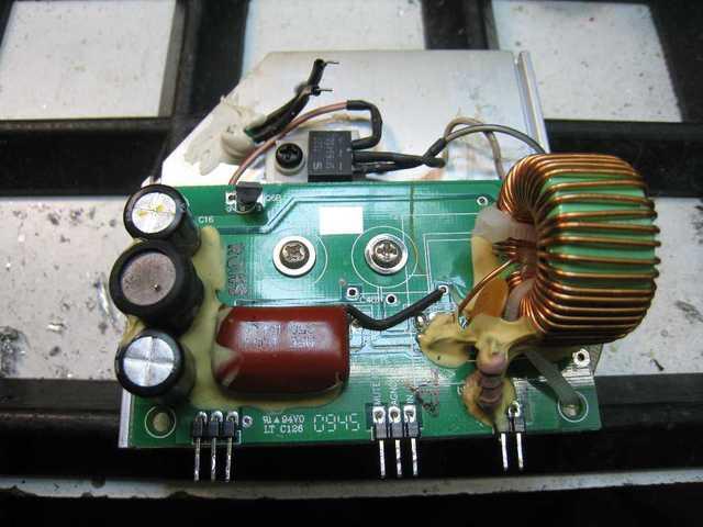 HECO PHALANX 12A - DS300 Ersatz