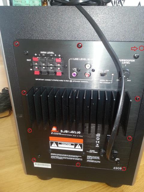 jbl sub 140 230 elektronik stereo surround hifi forum