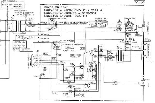 Pioneer Amp: Netzteil entfernen?, Elektronik (Stereo&Surround ...
