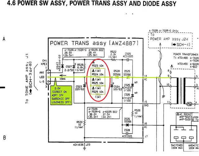 Power Trans Assy