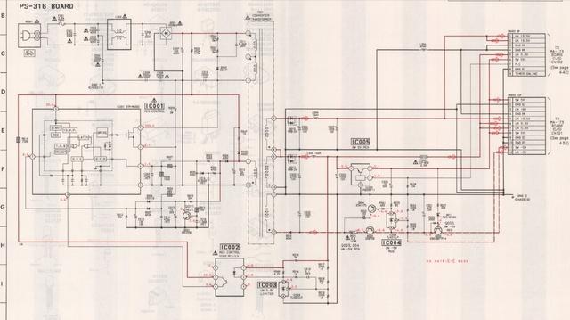 Sony EV S9000E Netzteil Defekt, Elektronik (Stereo&Surround) - HIFI ...