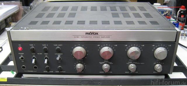 ReVox B 750 2
