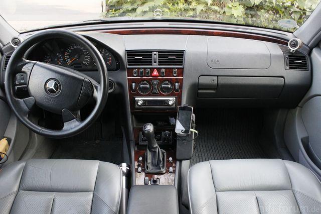 W202 Innenraum