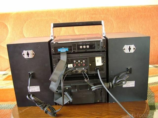Bilder Der Sony-Boxen