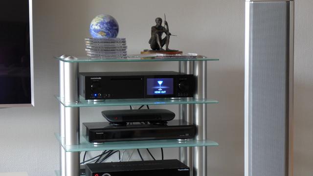 X40 Anzeige HDMI Ausgabe im Display