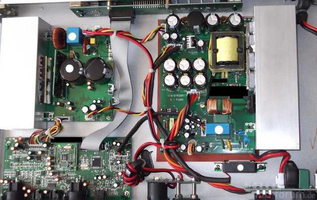 IBEAM Prozessor Bild