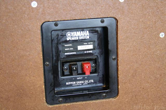 Yamaha NS 670