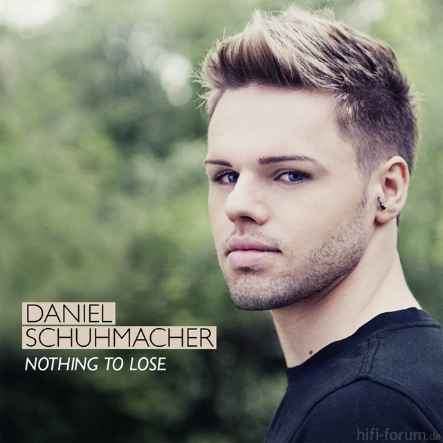 Daniel Schumaher Nothing To Lose Album Cover Cd Bewertungen De