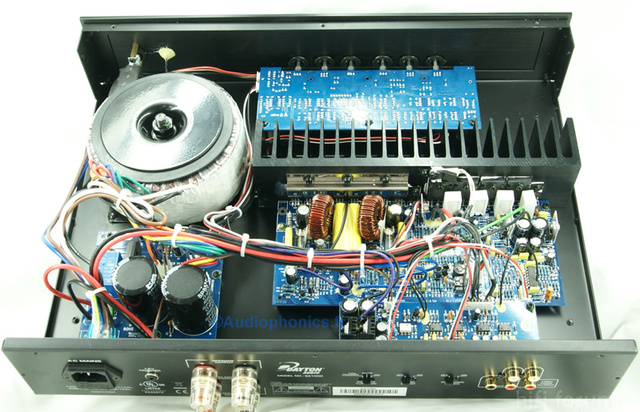 DAYTON AUDIO SA1000 Subwoofer Amplifier 4