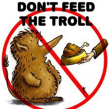 Don?t Feed The Troll