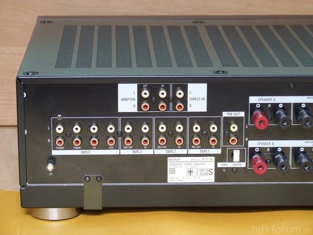 Sony F770ES