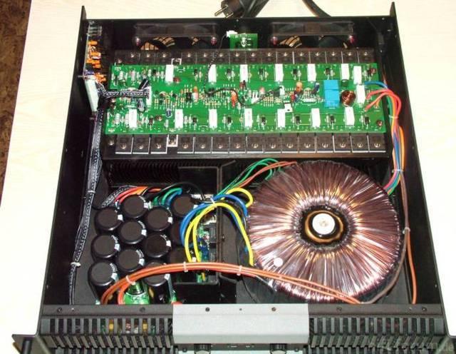 T Amp Proline 3000