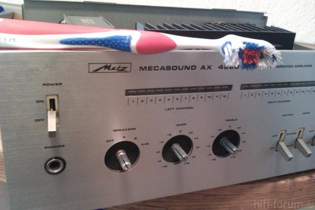 METZ Mecasound AX 4960 S