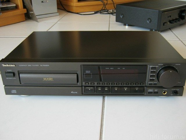 Philips CD Vorn