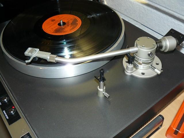 Sony psx50_Tonarm mit