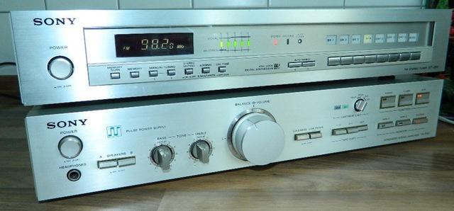 sony TA-F45 + ST-J60