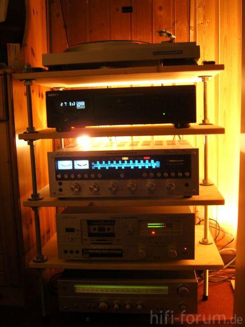Elektronik Bei Nacht