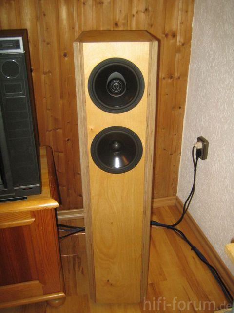 Lautsprecher Detail 1